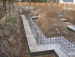 Строительство фундамента под ключ. Нижне Новгородские строители.
