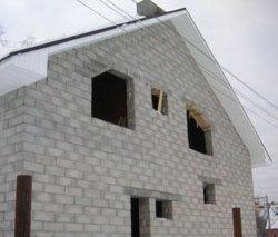 Качественный и недорогой дом из пеноблоков, кирпича, бруса в городе Нижний Новгород, можно заказать в нашей компании профессиональных строителей СтройСервисНК