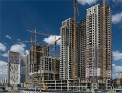 Капитальное строительство в Нижнем Новгороде и пригороде
