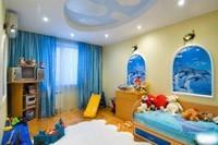 Отделка детской комнаты в Нижнем Новгороде