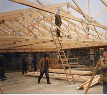 Строительство крыш в Нижнем Новгороде и пригороде, строительство крыш под ключ г.Нижний Новгород