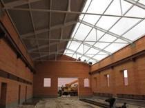 Строительство складов в Нижнем Новгороде и пригороде, строительство складов под ключ г.Нижний Новгород