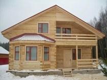 Строительство домов из бруса в Нижнем Новгороде. Нами выполняется строительство домов из бруса, бревен в городе Нижний Новгород и пригороде
